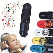 USB LCD Screen 16GB Support Flash TF Player MP3 Music Play FM Radio High Mini music player best mp3 Stylish usb Mp3 Player(China (Mainland))
