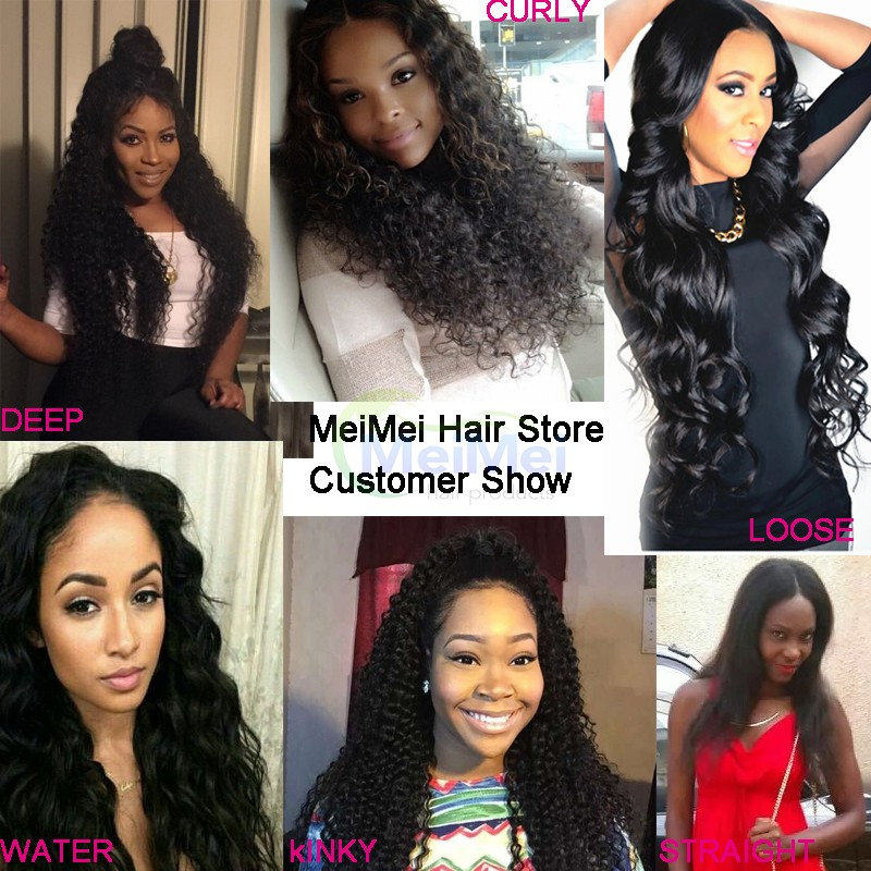 3 Bundles/lot European Curly Wave Virgin Hair 100g Peerless Virgin Hair Curly Wavy Meimei Hair Shop Pelucas De Pelo Humano