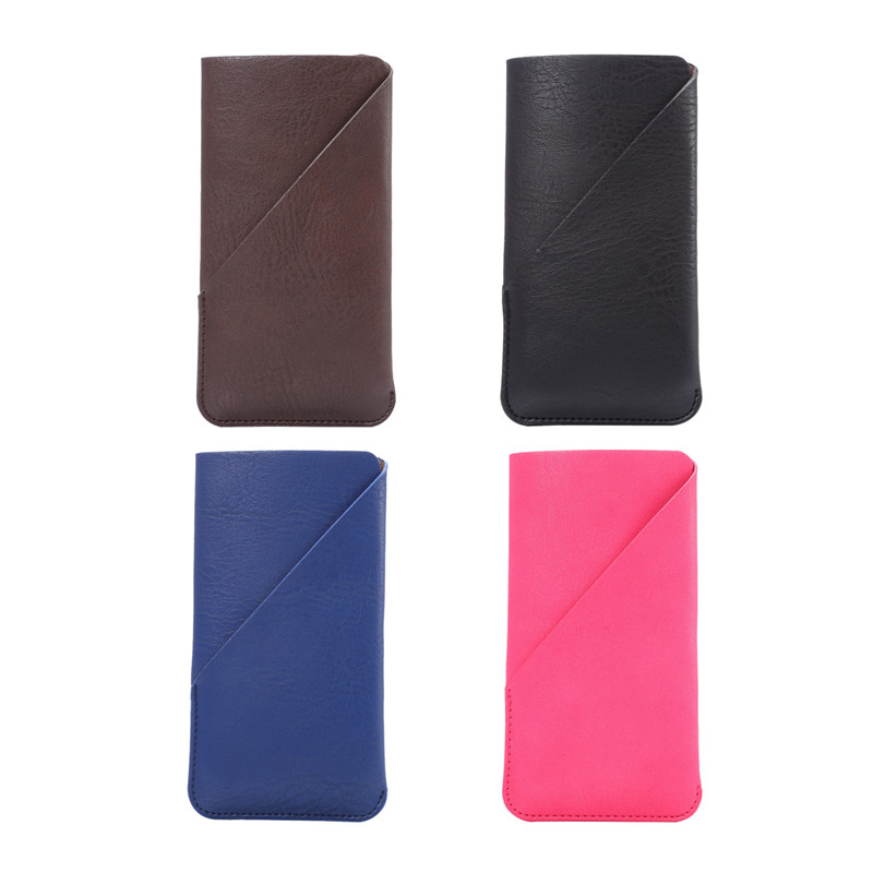 Hot New Credit Card Holder Bag Leather Phone Case for Oysters Pacific V Cases Cell Phone Accessories 4 Colors(China (Mainland))