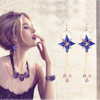 Серьги-гвоздики Fashion Utopia 227 #Europe