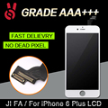 5pcs LOT Guarantee AAANo Dead Pixel for IPhone 6 plus 5 5 LCD Display Touch Screen