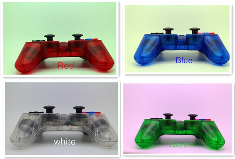 All New Rechargeable like original Wireless Bluetooth Joystick For sony playstation 3 ps3 SIXAXIS Controller 4 Colors.