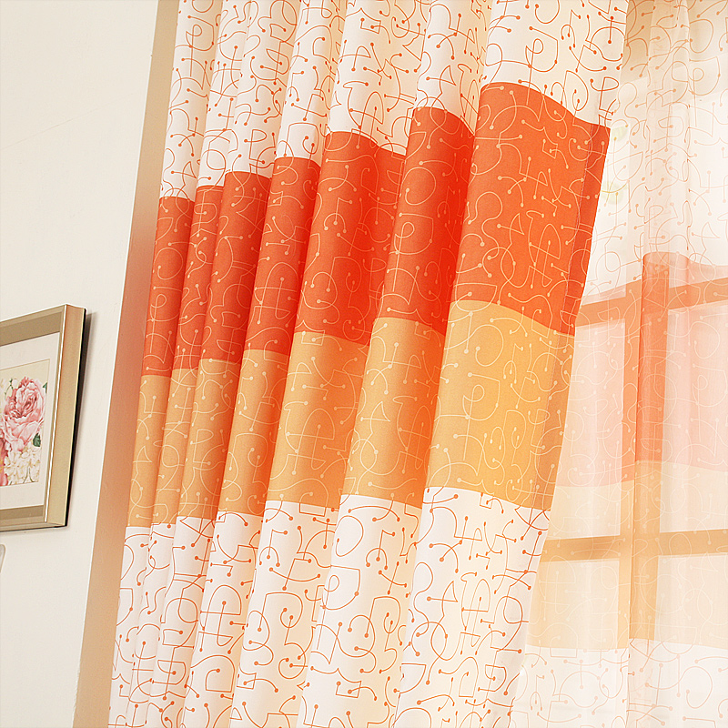 Minimalist Outdoor Contemporary Curtains Curtains For Living Dining Room Bedroom Customized Product Modern Minimalist