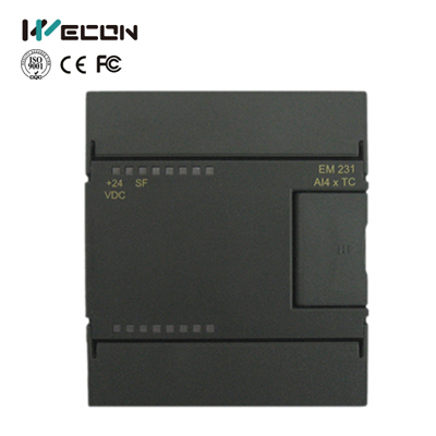 Wecon Thermal resistance input plc module 4 AI*RTD and compatible s7 200 module(China (Mainland))