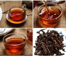 Free shipping Menghai tea with sweet ripe pu er tea 357g puerh Ripe puer tea Organic