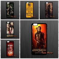 For LG G2 G3 G4 G5 Mini G3S L65 L70 L90 K10 For LG Google Nexus 4 5 6 6P The Hunger Games movie Mockingjay bird Case Cover