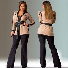 2015 new autumn plus size women clothing 4xl 5xl 6xl women full sleeve shirt v-neck zipper pockets fashion blouse(China (Mainland))