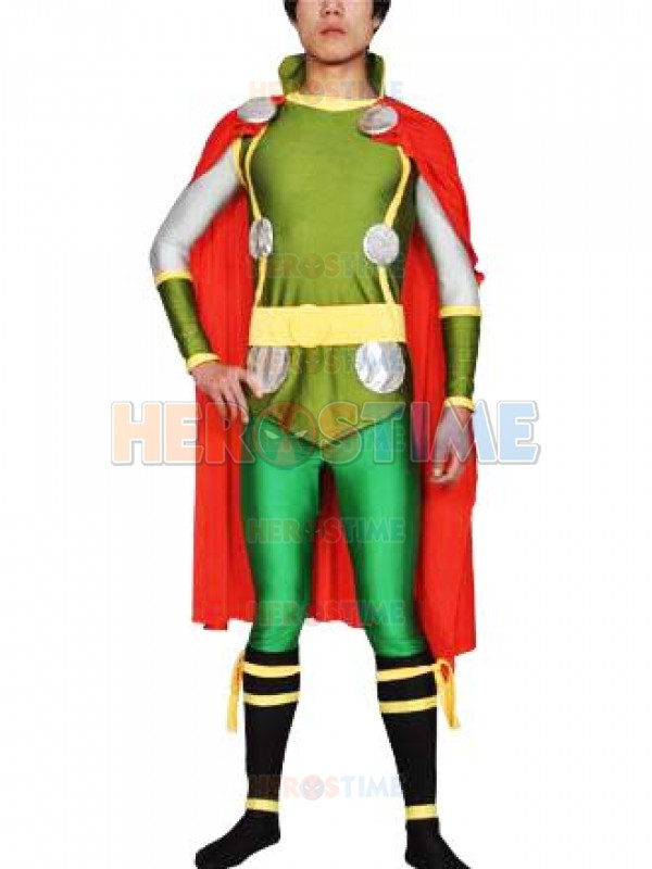The Avengers Thor Spandex Superhero Costume Одежда и ак�е��уары<br><br><br>Aliexpress