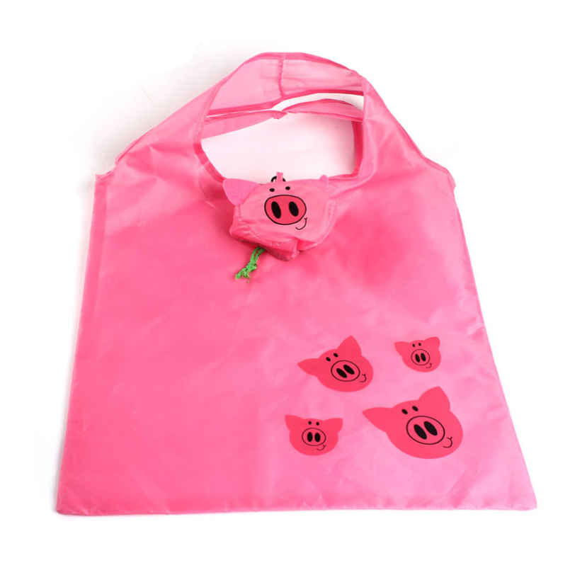 Excellent Quality Eco Reusable Shopping Bags Grocery Packing Recyclable Bag Hight Simple Design Healthy Tote Handbag(China (Mainland))