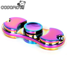 assembly hand spinner EDC toys 2017 MOMO aluminium alloy fidget finger relieves stress Autism ADHD - ShangHai Loty Label Co.,Ltd. store