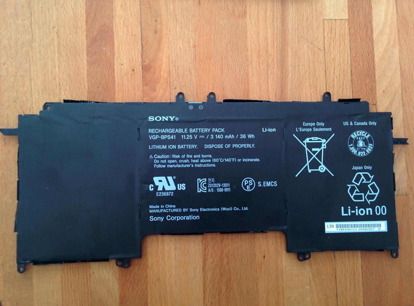 Laptop Battery For Sony SVF13N2L2R SVF13N2M2E SVF13N2X2R SVF13N2Y2E SVF13N2Y9E<br><br>Aliexpress