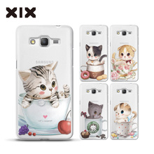 Buy Grand prime G530 case fundas Samsung Galaxy Grand Prime Cute cup cat PC G531 cover coque Samsung Galaxy Grand Prime case for $2.28 in AliExpress store