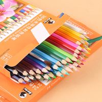 Marie's brand soluble color pencil 36 color color pencil lead water