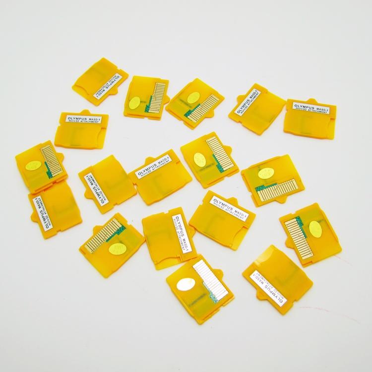 10PCS MicroSD TF Card to XD Memory Card adapter for Olympus(China (Mainland))