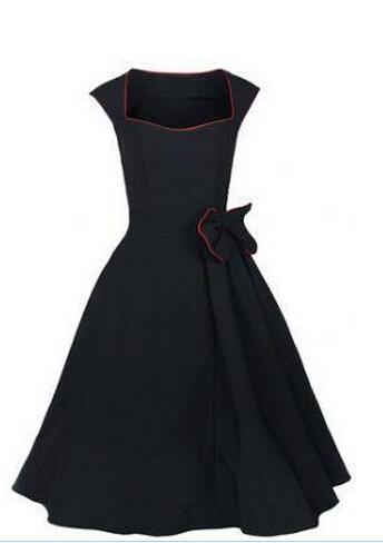 Женское платье 50s 2015 A10165