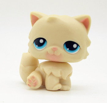 LPS cute toys Lovely Pet shop animal Persian cat action figure doll