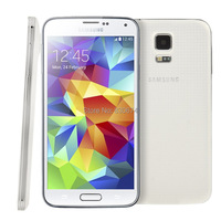 Original Unlocked Samsung Galaxy S5 Smart Phone Quad Core 2.5 GHz 16MP Camera 2GB RAM 16GB ROM NFC 5.1