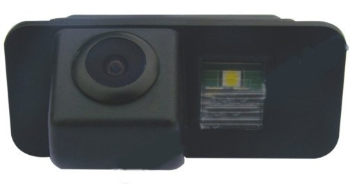 Car Rearview reversing Camera For FORD FOCUS 09(HATCHBACK) / MONDEO / Carnival / S-MAX w2-c381f(China (Mainland))