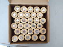 battery cell,battey,rechargeable battery cell,power tool battery cell,Ni CD,2000mAh,30pcs discharge rate 10C-15C