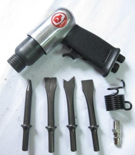Grandfather Taiwan brand pneumatic hammer pneumatic shovel air shovel air shovel picks L801 repair tire repair tools
