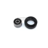20 pcs 3D Printer RepRap CNC machine parts Dual V Delrin Wheel kit/set for V-Slot Linear Extrusion KIT063