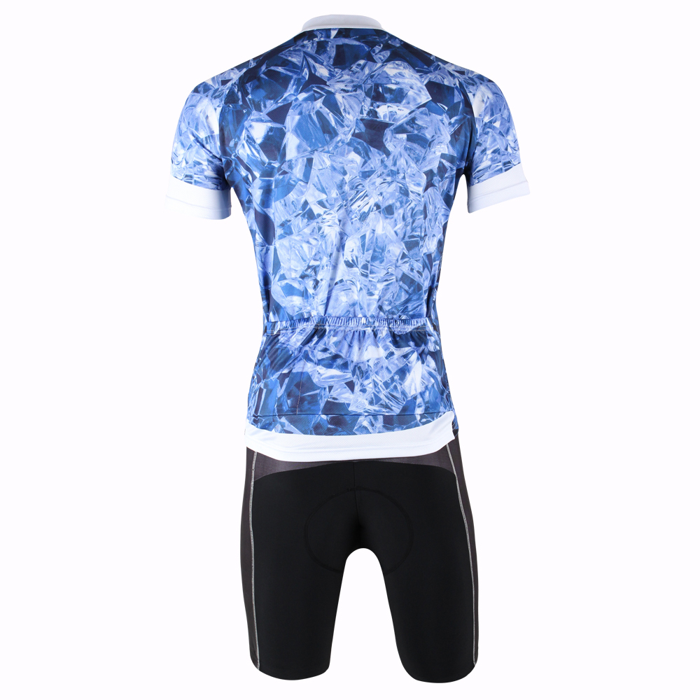 Sportswear Cycling Jerseys Ice Long/Full Sleeve Cycling Jersey Bicycle Bike Wear Shirt And Bibs Shorts(China (Mainland))