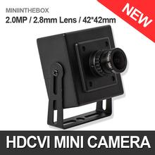 Buy 1080P CCTV Security HDCVI Camera CMOS 2MP 2000TVL Mini 720P HD CVI Camera 3.6mm Lens Surveillance Cameras Indoor Use 42*42mm for $18.88 in AliExpress store