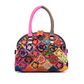 Designer Quality Genuine Leather Women s Handbag Luxury Floral Female Shoulder Bag Fashion Casual Flowers Messenger