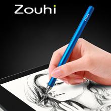 Buy Promotion Capacitive Screen Stylus Tablet Accessories Touch pen iPhone/iPad/Samsung/Sony Tablets PC/Windows Metal Pencil for $18.14 in AliExpress store