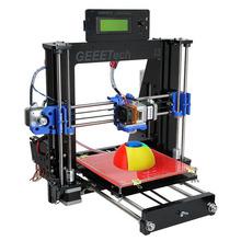 2015 Printers Impressora Portatil Thermal Printer 3d Printer Machine Suite Diy Kit Assembly Prusa I3 Acrylic