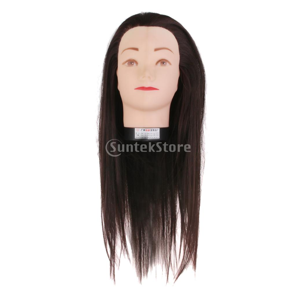 Popular practice mannequin styling head buy cheap practice for Actual beauty salon