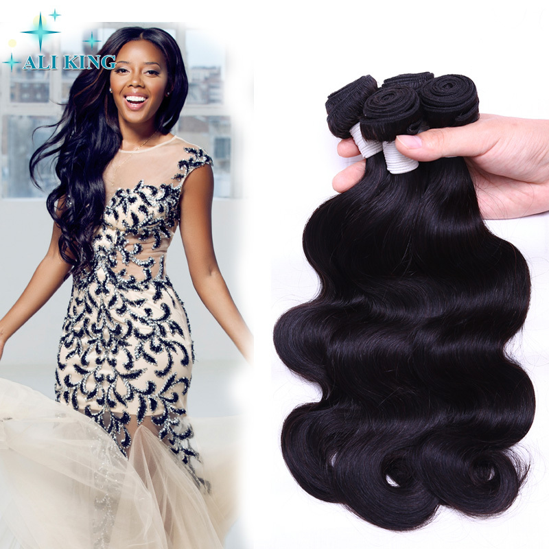 2015 Best Selling Indian Body Wave Sexay 3 Bundles Unprocessed Raw Virgin Indian Hair Rosa Hair Products Cheap Indian Human Hair<br><br>Aliexpress