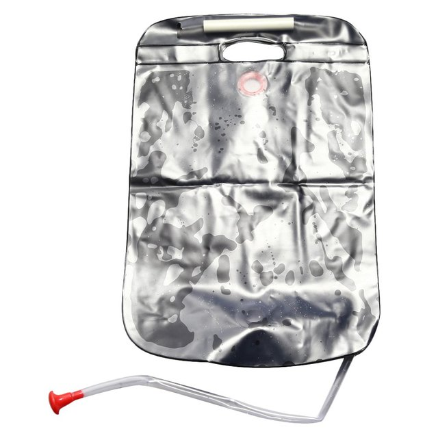 Camping Shower Bag 20L Solar Energy Heated