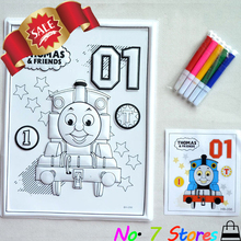 2015 Plastic PP Drawing Toys Set aqua doodle Coloring For Kids Paint Learning Notebook Coloring Notebook Aquadoodle(China (Mainland))