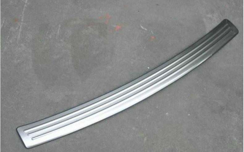 Фотография Car styling 2010-2013 Mitsubishi Lancer/Lancer X/Lancer Evo High quality stainless steel Rear bumper Protector Sill