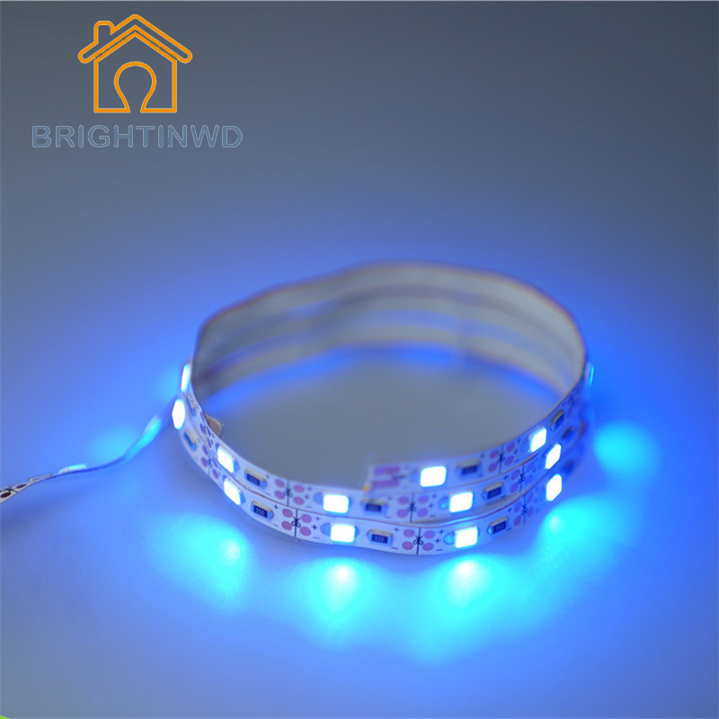USB Power Highlight 0.5/1/2/5M DC5V 3528 SMD no Waterproof Background Lighting LED Strip Indoor Home Decoration(China (Mainland))