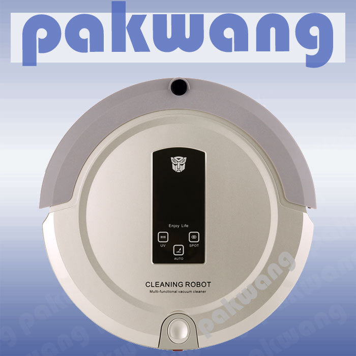 CE ROHS passed good quality industrial screen robotic vacuum cleaner for home(China (Mainland))