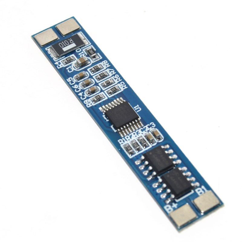 1.1V 12.6V 10A BMS Charger Protection Board for Pack of 3 18650 Li-ion lithium Battery Cell WHolesale Price