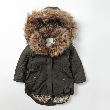 Parka Coats Girls - JacketIn