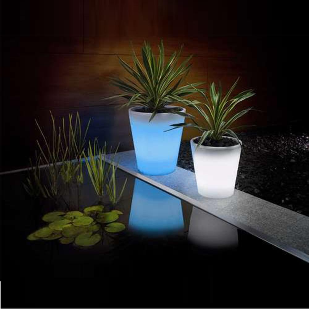 Solaire jardin pots achetez des lots petit prix solaire for Vase solaire exterieur