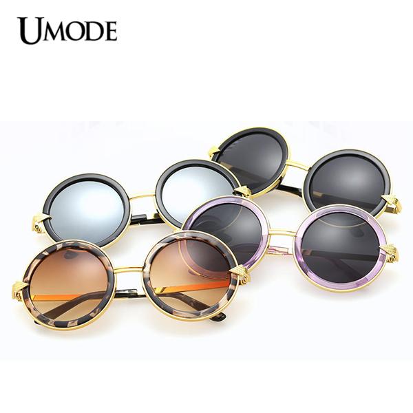 Женские солнцезащитные очки UMODE Brand Designer Sun Glasses 2015 , SW0047 feidu 2015 brand designer high quality metal sunglasses women men mirror coating лен sun glasses unisex gafas de sol