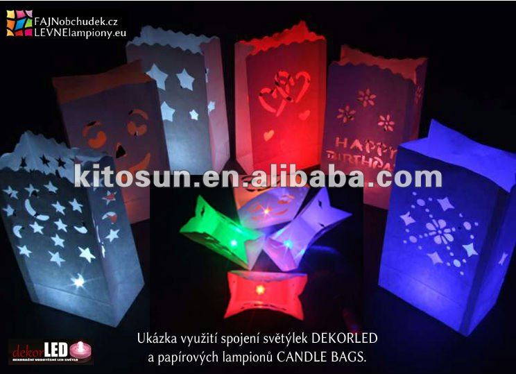 Free shipping !!! Sale100pcs/pack Multi-colour Sky lantern light and Chinese paper lantern decor light(China (Mainland))