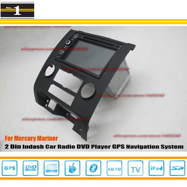 For Ford Escape 2008~2013 - Radio CD DVD Player &amp; GPS Navigation System / Double Din Car Audio Installation Set<br><br>Aliexpress