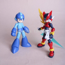 Rockman Megaman X 1/10 scale assemble toys anime characters, classic action anime figures toys Learning and education toy gift(China (Mainland))