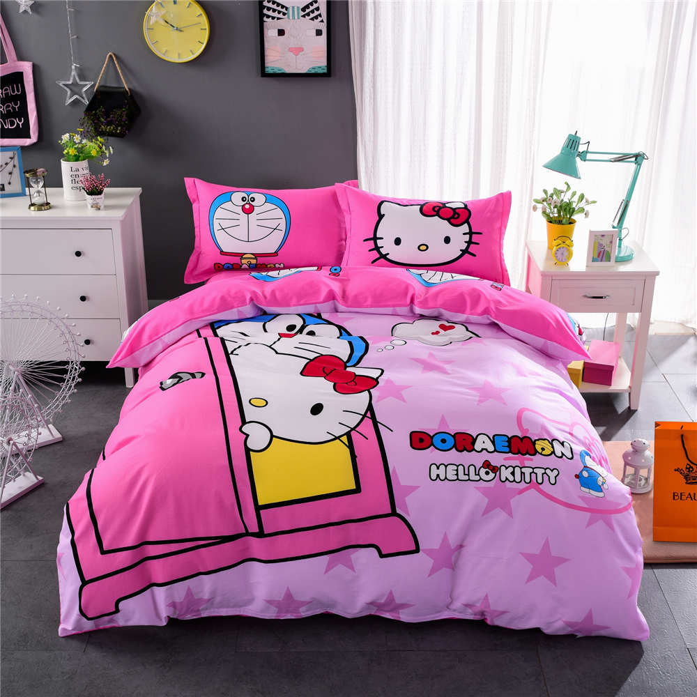 Hello Kitty Bedspreads Promotion Shop for Promotional