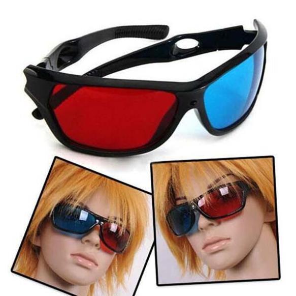 3D-очки OO 3D