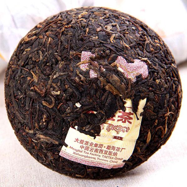 New coming Great benefits tea 2015 1501 new V93 Menghai tea cooked tea 100g 2015yr tea