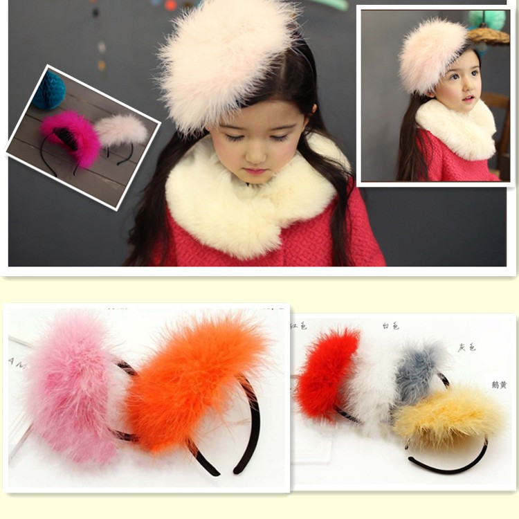 2015 Fashion Feather Hair band Headband Fascinators Accessories(China (Mainland))