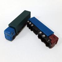 1:200 truck abs plastic scale model truck