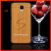 s 4 case cover for samsung galaxy s4 i9500 cases brand mobile phone Plastic hard case for samsung s4 vintage style wood cell